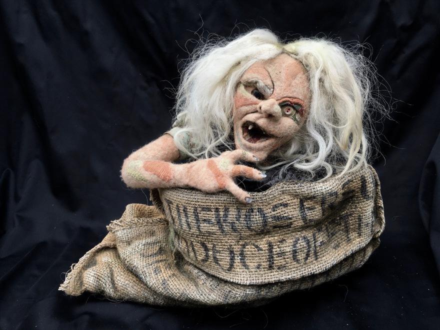 Mme Cul-de-sac